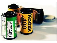 Un Developed 35mm film wanted