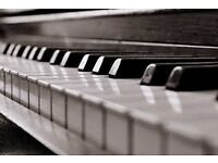 Vocal and Piano Tuition