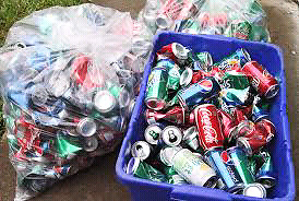 WANTED RECYCLABLES WILL PICK UP NEAR AND FAR