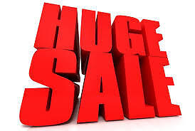 WAREHOUSE SALE ON NOW!!!!