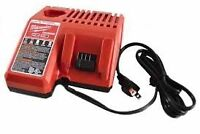 New Milwaukee M18 & M12 combo charger
