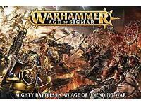 Wanting To Buy Warhammer Fantasy/AgeofSigmar