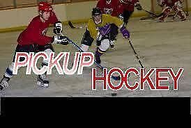 Pickup hockey in GTA  (over 40 arenas to choose from!!)