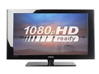 samsung le37a556 lcd tv. hd screen. free view