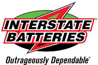 Interstate Batteries Now Available