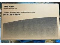 Toshiba Hi-Speed Port Replicator III 120W P/No: PA5116E-2PRC
