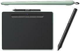 Wacom intuos Creative pen tablet  with 3 free creative software download , brand new sealed.