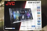 JVC, dvd Bluetooth USB, AUX IPOD, IPHONE ...,Garante un ans