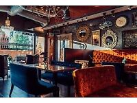 Waiting Staff required for Busy Restaurant/Cocktail Bar