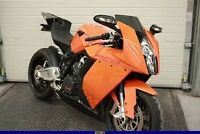 2008 KTM RC8 1190 SPORT BIKE      FINANCING AVAILABLE