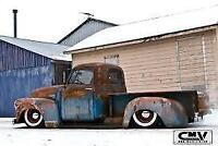 Wanted Bagged or Lowered Patina Truck
