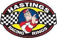 SBC V/8 Hastings piston rings
