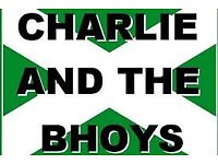 Charlie and the bhoys tickets 13.10.17
