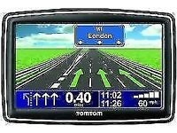 "TomTom XXL 5"" TouchScreen Sat Nav - Latest 2016 UK & Western Europe 22 Maps"