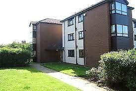 VERY PLEASANT ONE BEDROOM FIRST FLOOR FLAT , KING HENRY COURT, DOWNHILL, SUNDERLAND