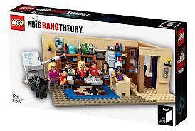 Lego 'The Big Bang Theory' Unopened