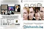 closer dvd (2004) julia roberts, jude law (NED editie)