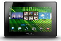 blackberry tablet 16 gig in mint shape with sleeve