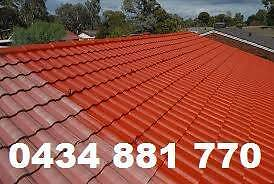 FROM $1350, ROOF PAINTING AND RESTORATION SERVICES Port Macquarie Port Macquarie City Preview