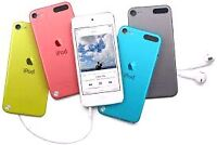 BRAND NEW SEALED APPLE IPOD TOUCH 5TH GENERATION 32GB  COLOR