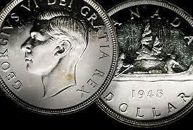 Canadian Silver Dollars - Key Dates WANTED!
