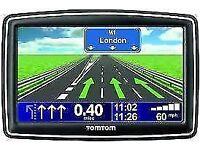 "TomTom XXL 5"" TouchScreen Sat Nav - Latest 2016 UK & Western Europe 22 Maps"