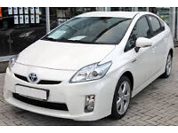 PCO CAR RENT OR HIRE UBER READY ECLASS PRIUS GALAXY FROM £120