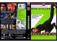 Zoolander dvd very good condition