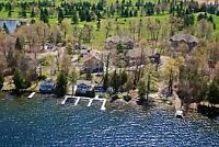 Spend New Year's at Wolfe Springs Resort near Perth and Westport