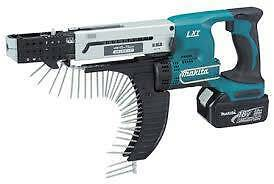 Makita Collated Auto Feed Screw Gun $50 3/Day Hire Gwelup Stirling Area Preview