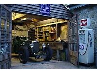Classic Cherished Car storage garage for rent