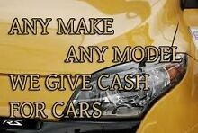 Cash for all unwanted cars / scrap cars / wrecked / damaged Ambarvale Campbelltown Area Preview