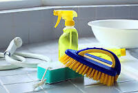 Moving in or out? Email for cleaning services! $10 an hour