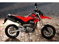 breaking honda fmx 650 2005 all parts available