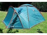 Sunncamp Voyager 4 Plus Tent