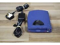 IOMEGA Z250S ZIP DRIVE 250MB SCSI EXTERNAL WITH POWER SUPPLY