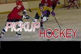 Pickup Hockey this week in GTA