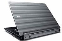 DELL M4500 i7 4gb 250 gig 1gb video card workstation laptop 350$