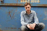 Two tickets for JOEL PLASKETT, June 4th at the Rebecca Cohn