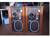 Vintage Kef speakes collection for sale