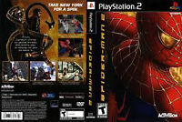 Spider-Man 2 PS2 Game