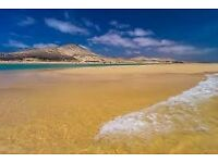 Fuerteventura 2 Flight Tickets 27/08 - 08/09