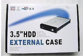 """3.5"""" HDD External Case"""