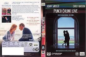 Punch-Drunk Love (DVD, 2003, 2-Disc Set) Adam Sandler, Emily Watson