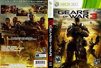 Xbox 360 Gears Of War  3 Brand New still sealed  for sale
