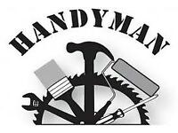 HANDYMAN PAINTER AND DECORATOR AND OTHER JOBS