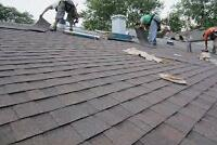 Midland Roofing, we return calls and show up, 705-528-7237