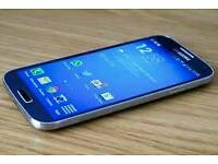 **GREAT CONDITION samsung galaxy s4 GT-19505 android version 5.0.1 2gb ram android smartphone**