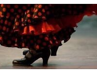 LADIES FLAMENCO DANCE CLASS IN WOOLTON VILLAGE. Liverpool. Wednesdays 7.20 - 8.30 pm