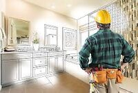 General Contractor for home renovations